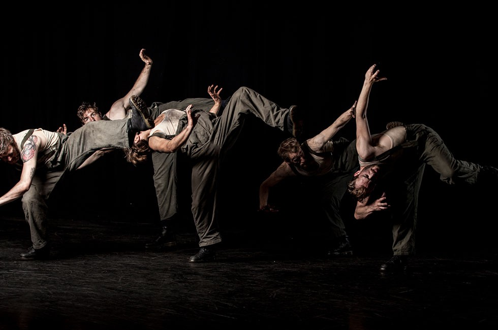Gary Clarke Company COAL - Photo by Joe Armitage